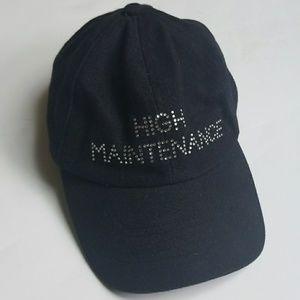 Christine Alexander High Maintenance Black Hat